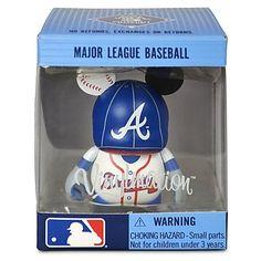 "Disney Vinylmation MLB Major League Baseball Atlanta Braves 3"" Boxed Figure Them Park Exclusive by Disney, http://www.amazon.com/dp/B0077VE4H0/ref=cm_sw_r_pi_dp_6QPQqb1X6CG46"