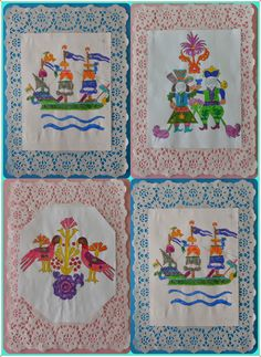 Diy And Crafts, Crafts For Kids, Arts And Crafts, 25 March, Kindergarten Crafts, National Holidays, Spring Activities, Craft Patterns, Traditional Art
