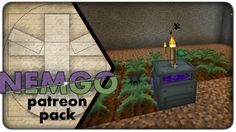 [Lets Play] NemGo Patreon Pack :: E09 - EnderIO Farming Station