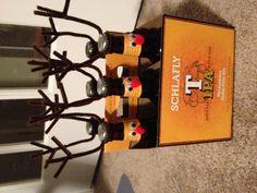 Reindeer Beer Gift Reindeer Beer, Holiday Crafts, Christmas Gifts, Brew Pub, Beer Gifts, Beer Bar, Best Beer, Craft Beer, Brewing