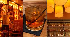 The 5 Best Whiskey Bars in NYC - FirstWeFeast.com