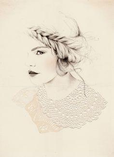 lovely illos by emma leonard.