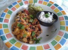 Southwestern Quinoa Vegetable Casserole Recipe - Food.com: Food.com