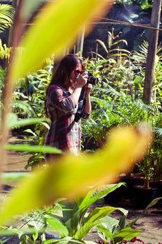 """Making of: """"Jardim Privé"""", edição 3 alagarta.com"""