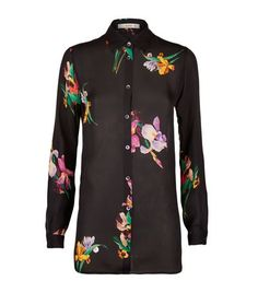 ETRO Floral Print Blouse. #etro #cloth #