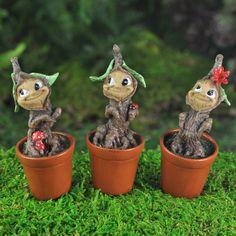 Root Sprites Set of 3 - My Fairy Gardens