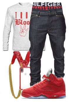 Very latest latest mens fashion. Dope Outfits For Guys, Swag Outfits Men, Stylish Mens Outfits, Nike Outfits, Tomboy Fashion, Sneakers Fashion, Kids Fashion, Sneakers Style, Men's Fashion