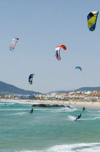 #kitesurf #tarifa| Learn kitesurfing with us and become an #Addict