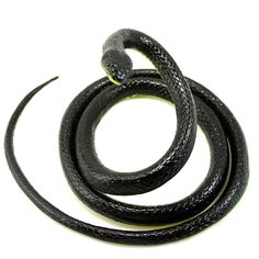 Animals & Nature Toys & Hobbies Brilliant De-halloween Party Props Realistic Rubber Black Mamba Snake Toy Garden Props 52 Bringing More Convenience To The People In Their Daily Life