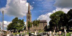 St Mary's (CoI) parish church, Kilmood, Northern Ireland