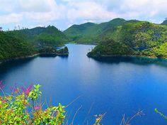 Lagunas de Montebello (© ProdigyMSN)Mexico