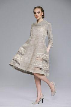 Льняная одежда. Вологодский лен.