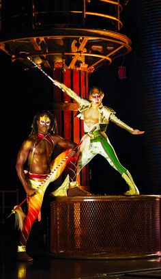 Epicness is coming. Be there. | KÀ by Cirque du Soleil