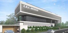 Zambia Business Center in Lusaka, Zambia