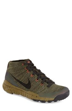 NIKE 'Flyknit Trainer Chukka Fsb' Sneaker (Men). #nike #shoes #sneakers