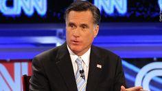 16. #prezpix #prezpixmr election 2012 Mitt Romney  CNN  2/26/12 Getty Images
