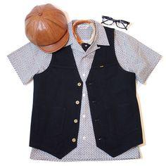 #ShareIG CALEE Denim Vest Style  #CALEE #三重県 #四日市 #yokkaichi #roomfornexx