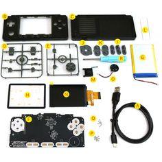 ODROID-GO Advance Super Nintendo, Nintendo Game, Game Boy, Playstation, Console, Jack B, Gnu Linux, Windows Me, Some Games