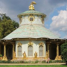 Chinese Pavillion, Sansouci, Potsdam