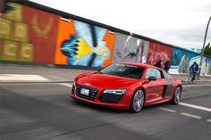 Audi R8 e-tron: el deportivo eléctrico de altas prestaciones