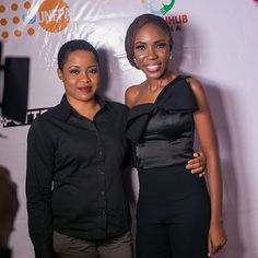 Welcome to Zeal live Blog: Celebrating Inspiring, Successful Journeys.: Photos from Sandra's Cross Premiere in Lagos.