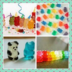 cool gummy bears