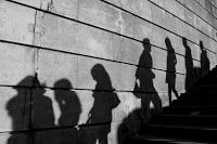 First we looked into famous photographers who created effective shadow in black and white looking at how they achieved this and found some i...