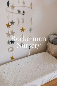 Rocketman Nursery is here with our Change Pad Cover, Crib Sheet and Play Mat! Nursery Design, Nursery Decor, Room Decor, Nursery Storage, Crib Sheets, Cribs, Toddler Bed, Change, Play