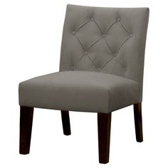 Delightful UPHOLSTERED CHAIR: GENEVA CHAIR