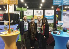 The Denver Travel and Adventure show event was a success. Many people stopped at our booth and shared with us their wishes to travel to Italy. We also met other nice exhibitors, like Audrey and her husband Mainlo.   Ready to Tour With Us?  http://tour-withus.com/booking/booking-form.html