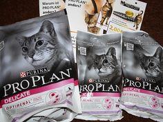 Unsere Katzen durften über Für Sie Trendsetter (https://www.trendsetter.eu/) Pro  Plan Delicate testen und sie waren total begeistert.  Mein Bericht dazu ist hier:  http://www.tarisa.de/produkttest-katzentrockenfutter-pro-plan-delicate-von-purina/