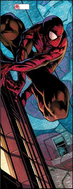 comixnation:  Spider-Man Dark Reign: The List - Spider-Man #1
