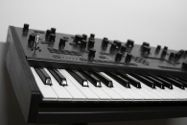 New keyboard from Modal. British #synth maker has new #keyboard.