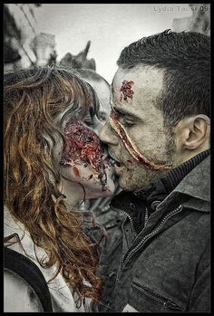 """Zombie Love"" by Lydia Tausi"