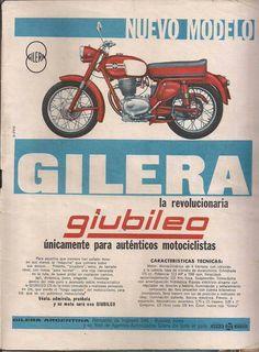 Gilera Giubileo 175 cc