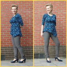 Miss Frankie Mae (1 PuddleLane Patterns)