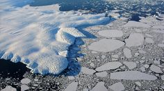 Antarctica Flight