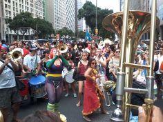 #trombone #carnaval #riodejaneiro #calor
