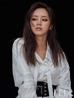 Girl's Day's Hyeri in Elle Korea September 2018 – 2020 Fashions Womens and Man's Trends 2020 Jewelry trends Girl's Day Hyeri, Lee Hyeri, Kpop Girl Groups, Korean Girl Groups, Kpop Girls, Girls Day Members, Jessica Biel, Girl Day, Korean Model