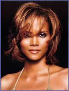 african american layered hairstyles | ... » Blog Archive » Black Women Medium Short Layered Haircuts Styles