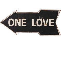 One Love Wall Plaque (€17) ❤ liked on Polyvore featuring home, home decor, wall art, fillers, text, words, backgrounds, quotes, phrases and saying
