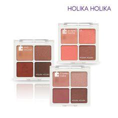 [Holika Holika] Piece Matching Shadow Palette 4 Colors / Korean Cosmetic #HolikaHolika