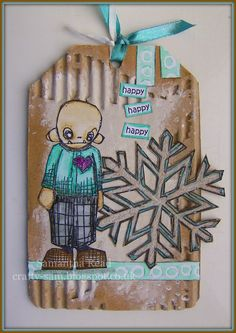 Artwork created by Sam Read using rubber stamps designed by Daniel Torrente for Stampotique Originals