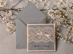 DIY Vintage Spitze Einladungskarten für Hochzeit | Hochzeitsblog Optimalkarten (Diy Basteln Hochzeit)