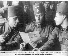 Muslims of the SS-Handschar Division (Bosnia)