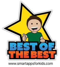 The Best of the Best -25 of our five-star apps in one convenient post! (Part I) #SimplyTheBest #BeApartOfTheBest #BestAppList #WeLoveGoodApps #SmartAppsForKidsPicks #Awesomeness #2017Guide