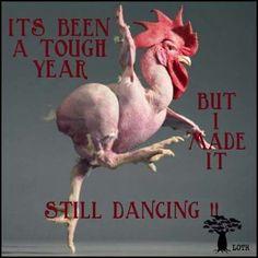 Still Dancing!!