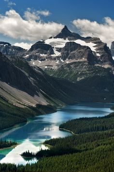 Marvel Lake, British Columbia | Canada (by Bryan Larson)