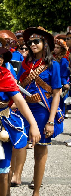 Grupo Cultural Os Cangaceiros -  Paulo Afonso, Bahia