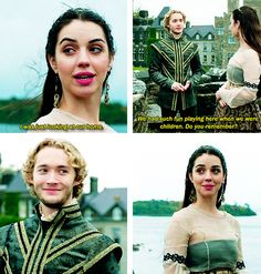 Reign | Mary & Francis